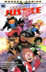 Wonder Comics's Young Justice TPB # 1