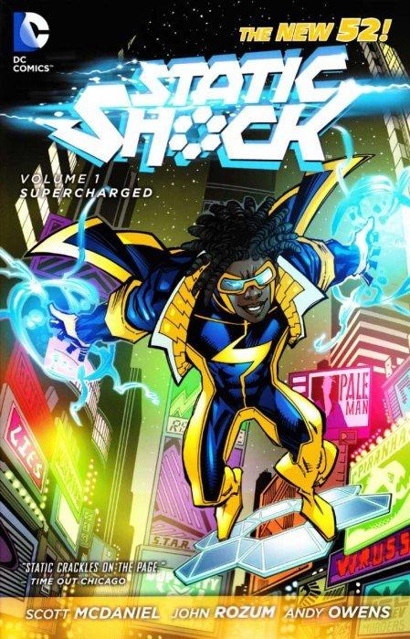 NEWS CINÉMA / TV - Page 3 Dc-comics-static-shock-tpb-1