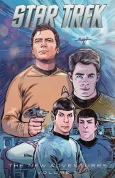 IDW Publishing's Star Trek: The New Adventures TPB # 5