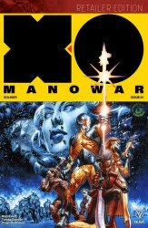Valiant Entertainment's X-O Manowar Issue # 1eccc