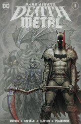 DC Comics's Dark Nights: Death Metal Issue # 1j