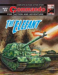 D.C. Thomson & Co.'s Commando: For Action and Adventure Issue # 5017