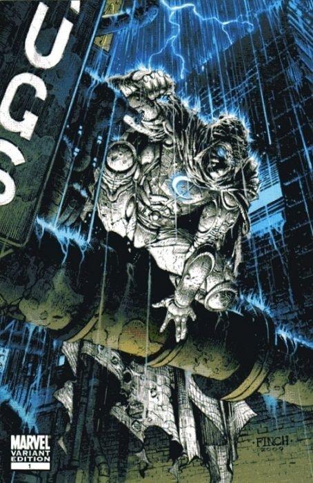 Vengeance of the Moon Knight 1 (Marvel Comics) - ComicBookRealm.com
