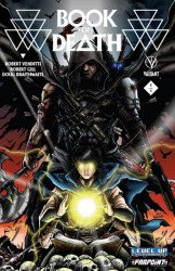 Valiant Entertainment's Book of Death Issue # 1level up