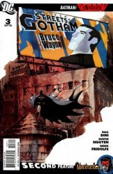 DC Comics's Batman: Streets of Gotham Issue # 3