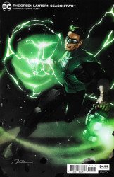 DC Comics's Green Lantern Issue # 1b