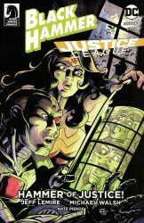 Dark Horse Comics's Black Hammer / Justice League: Hammer of Justice Issue # 3b