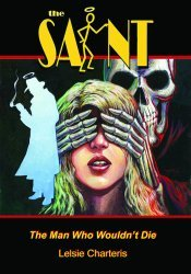 Moonstone's Saint: Man Who Wouldn't Die TPB # 1