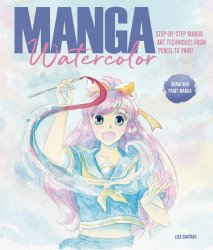 David & Charles's Manga Watercolor Issue # 1