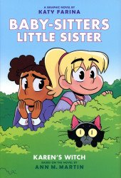 Graphix's Baby-Sitters Little Sister  Hard Cover # 1