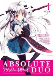 Seven Seas Entertainment's Absolute Duo Soft Cover # 1