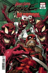 Marvel Comics's Absolute Carnage vs Deadpool Issue # 1f