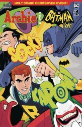 Archie Comics Group's Archie Meets Batman '66 Issue # 1b
