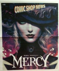 Comic Shop News's Comic Shop News Issue # 1702