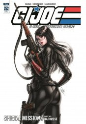 IDW Publishing's G.I. Joe: A Real American Hero Issue # 252krs-a