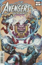 Marvel Comics's Avengers: Edge of Infinity Issue # 1