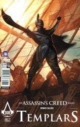 Titan Comics's Assassin's Creed: Templars Issue # 8