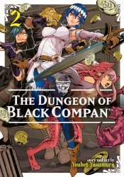 Seven Seas Entertainment's The Dungeon Of Black Company Soft Cover # 2