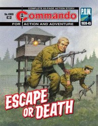 D.C. Thomson & Co.'s Commando: For Action and Adventure Issue # 4909