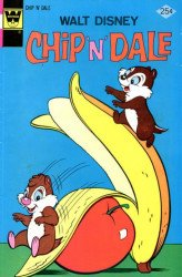 Gold Key's Chip 'n' Dale Issue # 36whitman