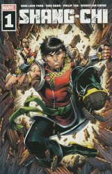 Marvel Comics's Shang-Chi Issue # 1walmart