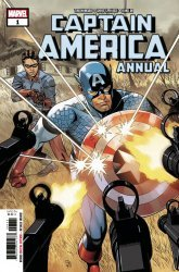 Marvel Comics's Captain America Annual # 1