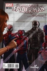 Marvel's The Amazing Spider-Man Issue # 9f
