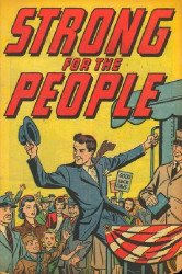 Harvey Publications's Strong for the People Issue nn