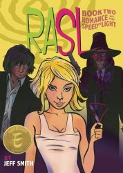 Cartoon Books's RASL: Color Edition TPB # 2