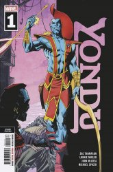 Marvel Comics's Yondu Issue # 1 - 2nd print