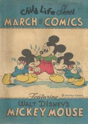 Western Printing Co.'s March of Comics Issue # 8b