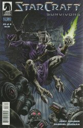 Dark Horse Comics's StarCraft: Survivors Issue # 3