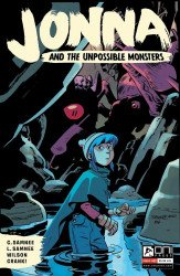 Oni Press's Jonna and the Unpossible Monsters Issue # 2