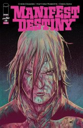 Image Comics's Manifest Destiny Issue # 38