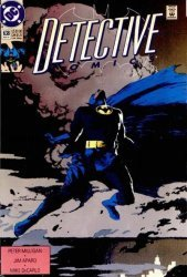 DC Comics's Detective Comics Issue # 638