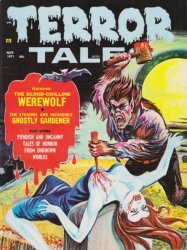 Eerie Publications's Terror Tales Issue # 6