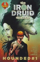 Dabel Brothers Productions's Iron Druid Chronicles: Hounded Issue # 1