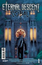 Space Goat Productions 's Eternal Descent: Cobalt Issue # 1