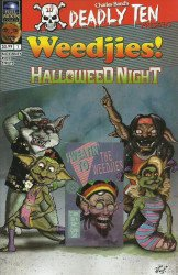 Full Bleed Studios's Deadly Ten Presents: Halloweed Night - Meet the Weedjies Issue # 1b