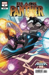 Marvel Comics's Black Panther Issue # 4c