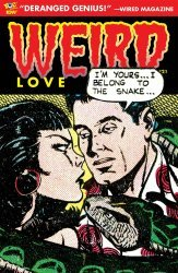 IDW Publishing's Weird Love Issue # 21