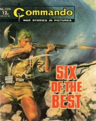 D.C. Thomson & Co.'s Commando: War Stories in Pictures Issue # 1379