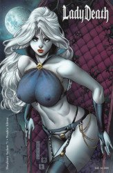Coffin Comics's Lady Death: Blasphemy Anthem Issue # 1ks-c