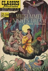 Gilberton Publications's Classics Illustrated #87: A Midsummer Night's Dream Issue # 5