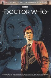 Titan Comics's Doctor Who: The Road To The 13th Doctor TPB # 1