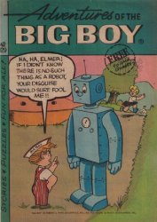 Timely Comics's Adventures of Big Boy Issue # 129east