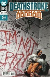 DC Comics's Deathstroke Issue # 37