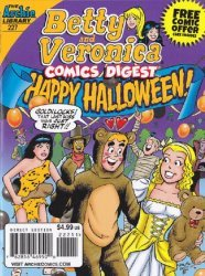 Archie Comics Group's Betty and Veronica: Double Digest Magazine Issue # 227