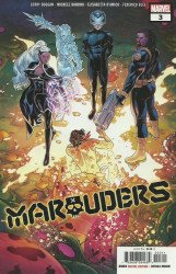 Marvel Comics's Marauders Issue # 3