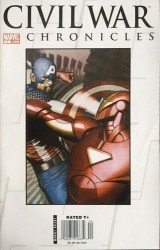 Marvel Comics's Civil War Chronicles Issue # 7b